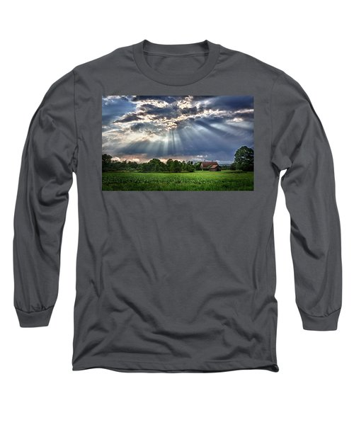 And The Heavens Opened 1 Long Sleeve T-Shirt