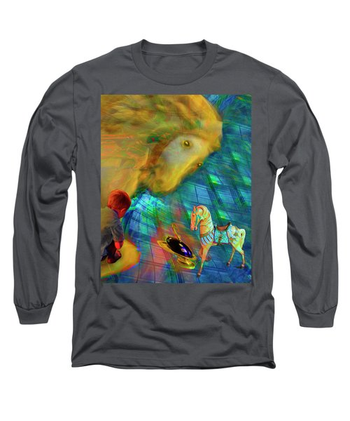 And The Music It Played Long Sleeve T-Shirt