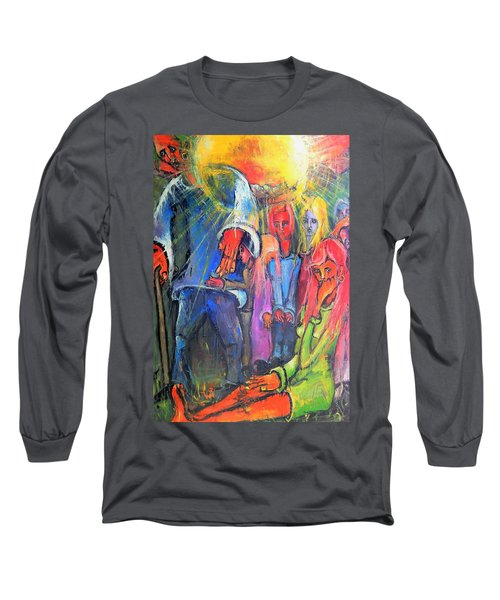 And, The Sun Always Rises Long Sleeve T-Shirt