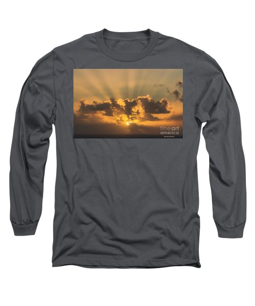And Then There Was Day Five Long Sleeve T-Shirt by Roberta Byram