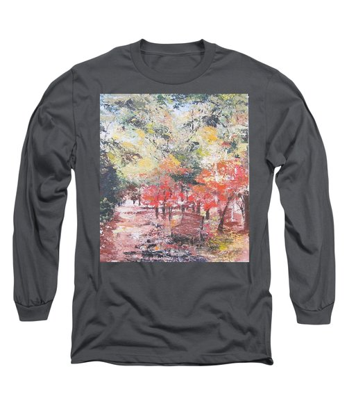 And Then There Was Fall Long Sleeve T-Shirt