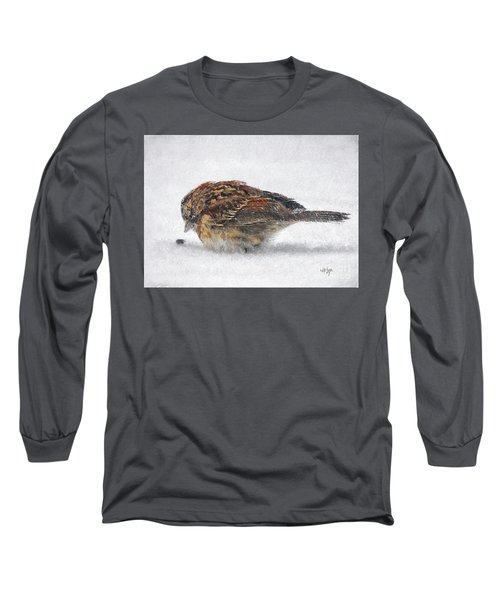 And These Thy Gifts  Long Sleeve T-Shirt by Lois Bryan