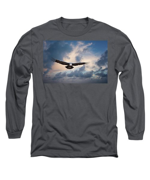 Andean Condor Long Sleeve T-Shirt
