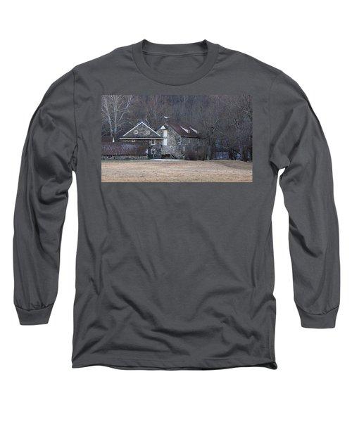 Andrew Wyeth Home Long Sleeve T-Shirt