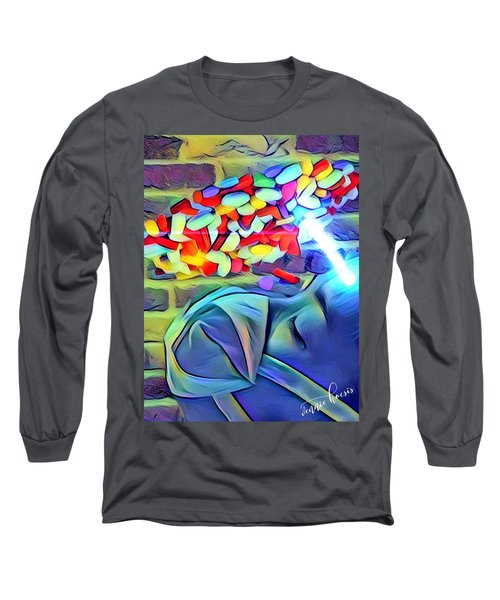 Anesthetized  Long Sleeve T-Shirt