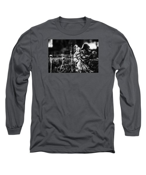 Angel 007 Long Sleeve T-Shirt by Michael White