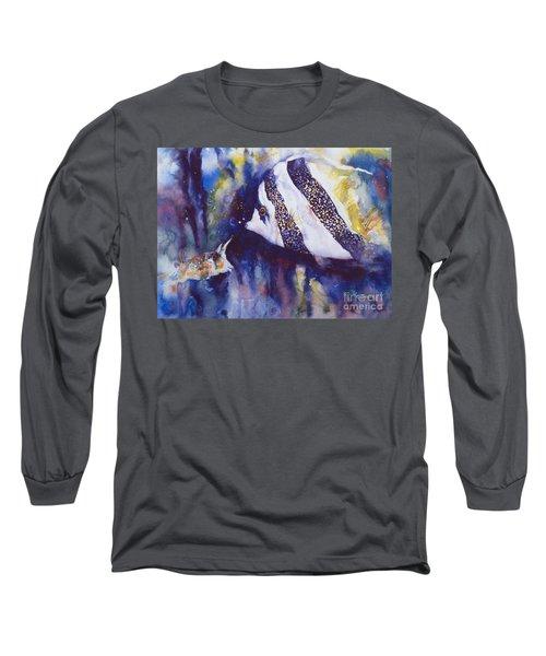 Angel And Unicorn Long Sleeve T-Shirt