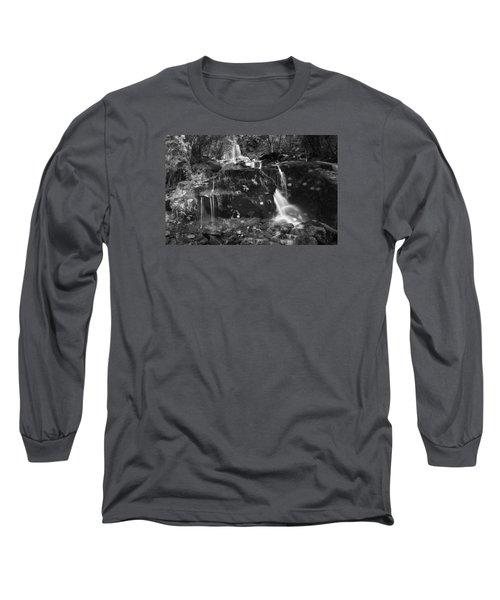Angel Dust Falls Long Sleeve T-Shirt by John Poon