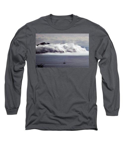 Angel Island Fog Long Sleeve T-Shirt