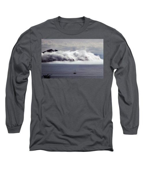 Angel Island Fog Long Sleeve T-Shirt