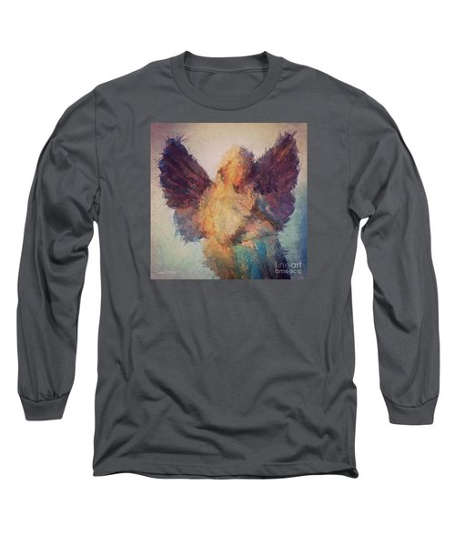 Angel Of Hope Long Sleeve T-Shirt