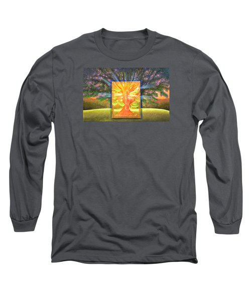 Angel Of The Trees Long Sleeve T-Shirt
