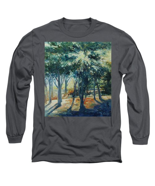 Angel Rays Long Sleeve T-Shirt