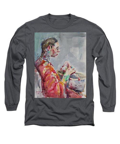 Angelica Long Sleeve T-Shirt
