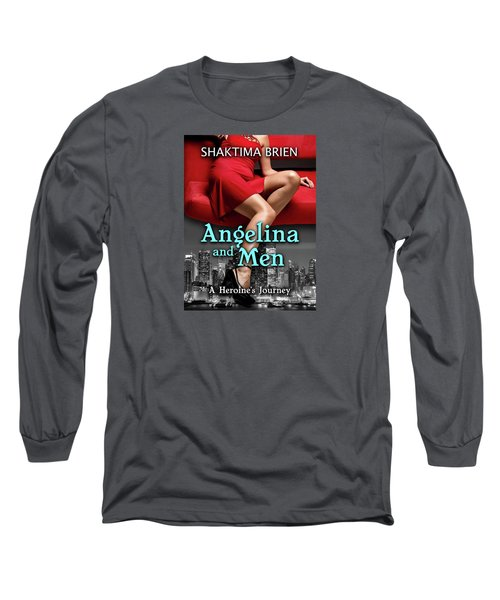 Angelina And Men Long Sleeve T-Shirt