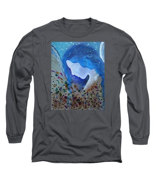 Angels Among Us Long Sleeve T-Shirt