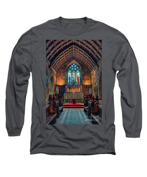 Angels Light Long Sleeve T-Shirt