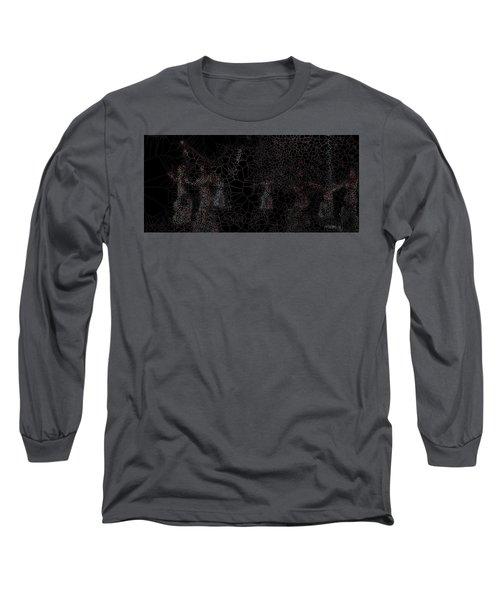 Angels Workout Long Sleeve T-Shirt