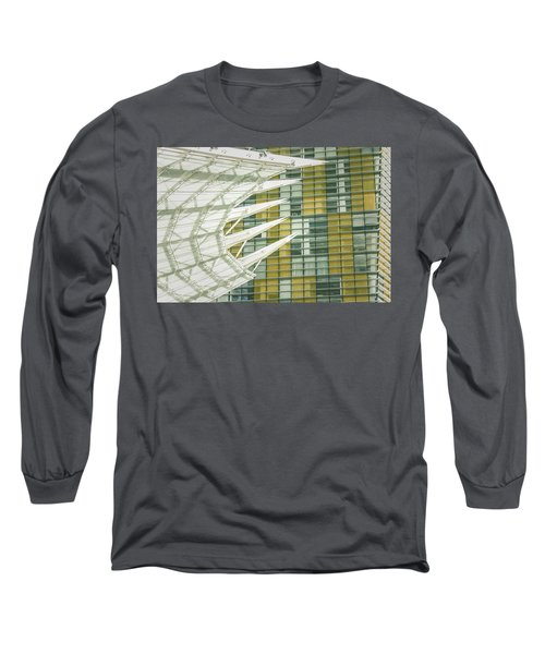 Long Sleeve T-Shirt featuring the photograph Angle by Bobby Villapando