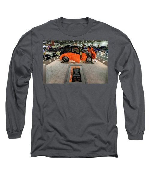 Long Sleeve T-Shirt featuring the photograph Anglia by Randy Scherkenbach