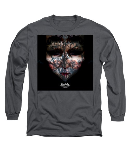 Angry Monster Child #4 Long Sleeve T-Shirt