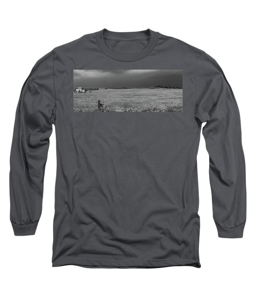 Angry Skies Long Sleeve T-Shirt