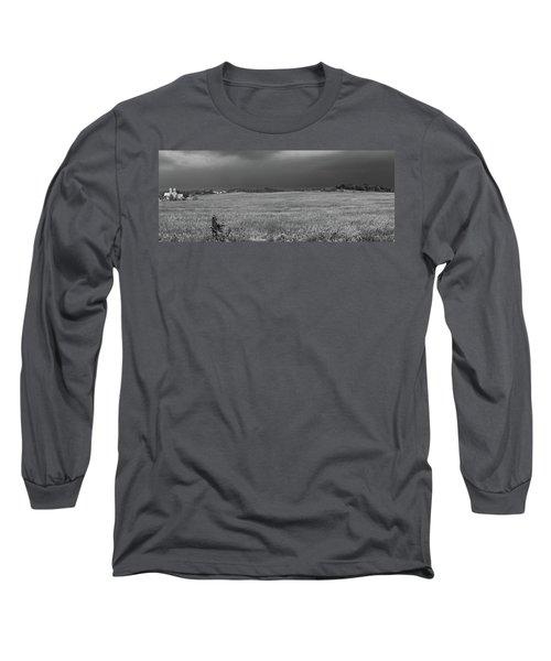 Angry Skies Long Sleeve T-Shirt