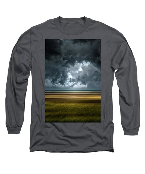 Angry Sky Long Sleeve T-Shirt