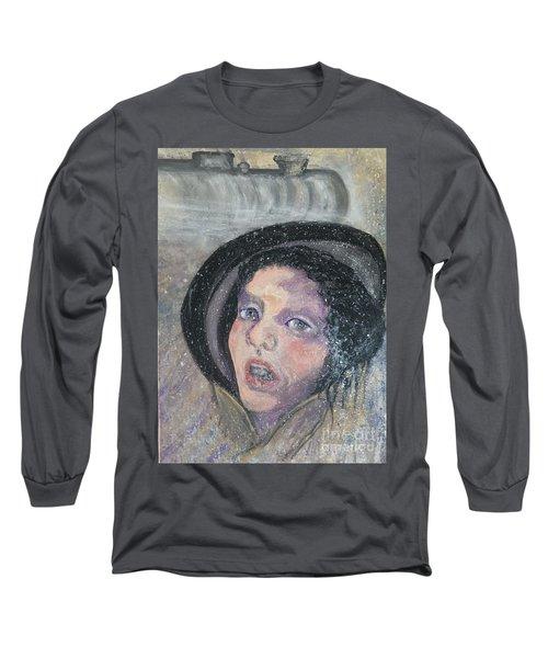 Anna Karenina  Long Sleeve T-Shirt