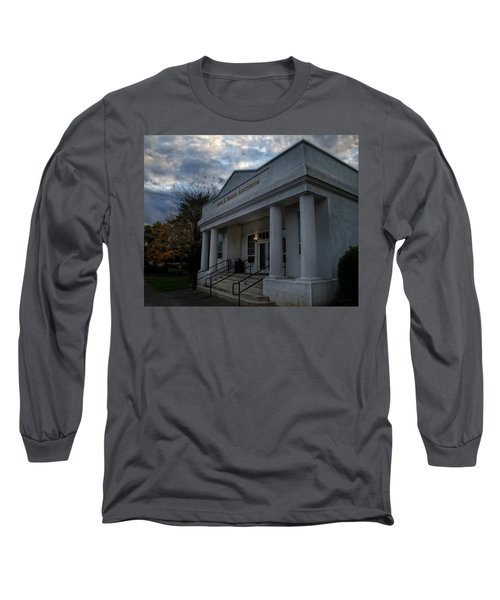 Anne G Basker Auditorium In Grants Pass Long Sleeve T-Shirt