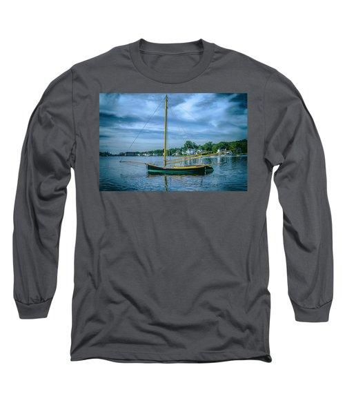 Annie, Mystic Seaport Museum Long Sleeve T-Shirt