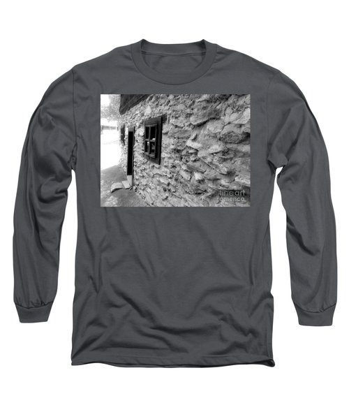 Another Brick In The Wall Long Sleeve T-Shirt