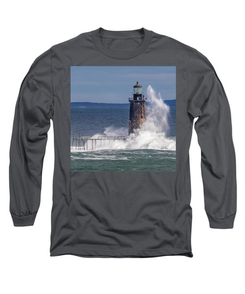 Another Day - Another Wave Long Sleeve T-Shirt