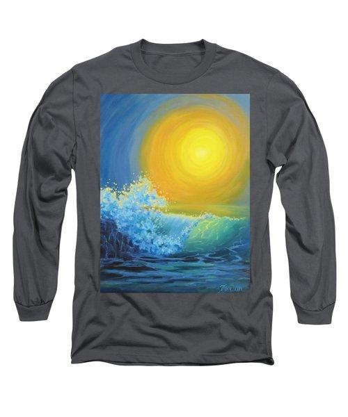 Another Sun Long Sleeve T-Shirt by Karen Ilari