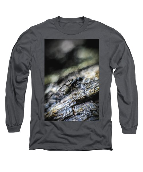 Dynamic Long Sleeve T-Shirt