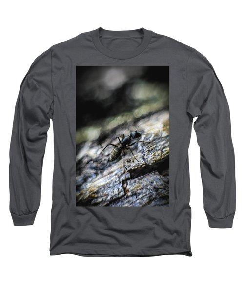 Dynamic Long Sleeve T-Shirt