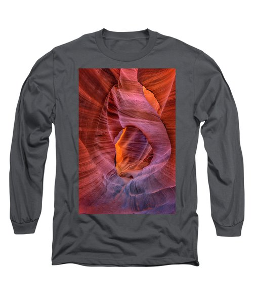 Antelope Canyon Chimney Long Sleeve T-Shirt