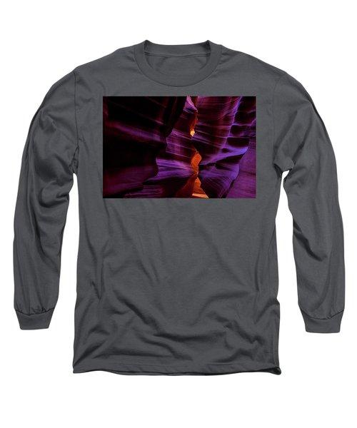 Antelope Canyon Glow Long Sleeve T-Shirt