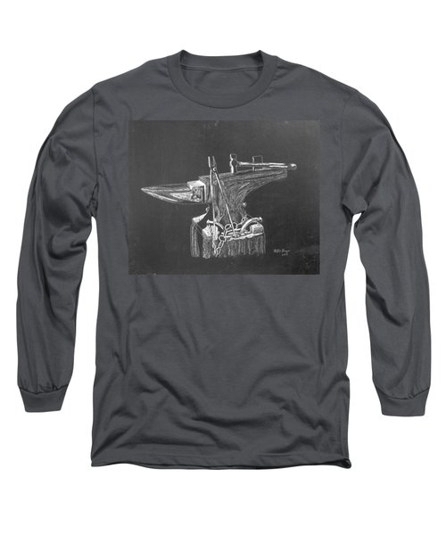 Anvil Long Sleeve T-Shirt