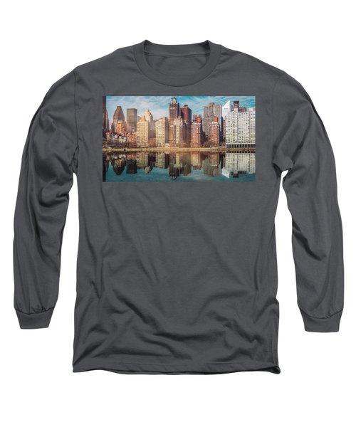 Apartment Blocks  Long Sleeve T-Shirt