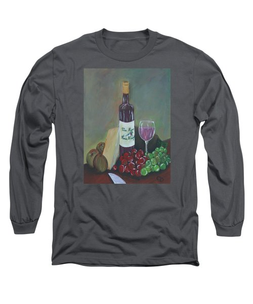 Aperitif And Appetizer Ingredients Long Sleeve T-Shirt