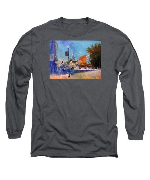 Apex Sunday Morning Long Sleeve T-Shirt