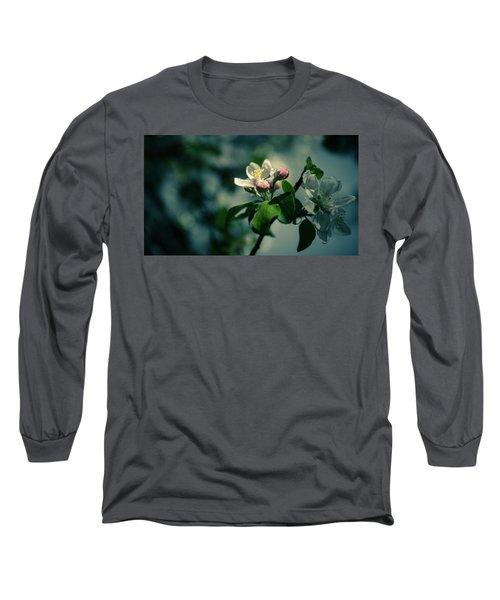 Apple Blossom Long Sleeve T-Shirt
