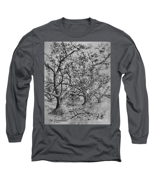Apple Orchard Long Sleeve T-Shirt