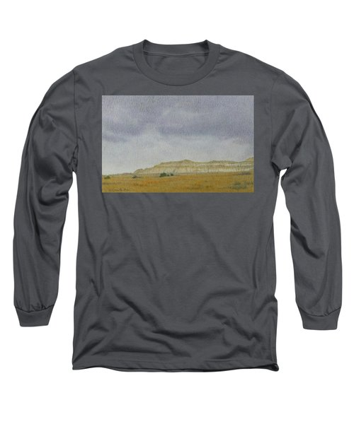 April In The Badlands Long Sleeve T-Shirt