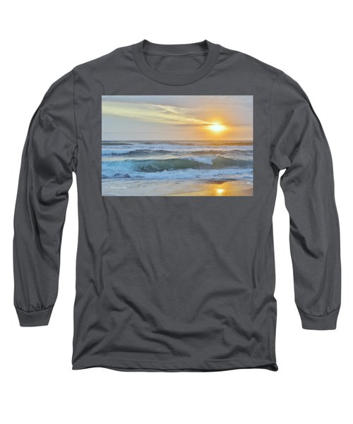 April Sunrise  Long Sleeve T-Shirt