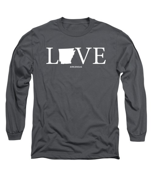 Ar Love Long Sleeve T-Shirt by Nancy Ingersoll
