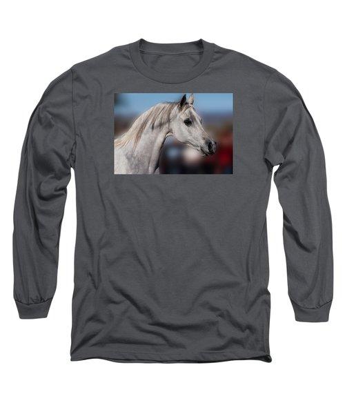 Arabian  Long Sleeve T-Shirt by Dennis Eckel
