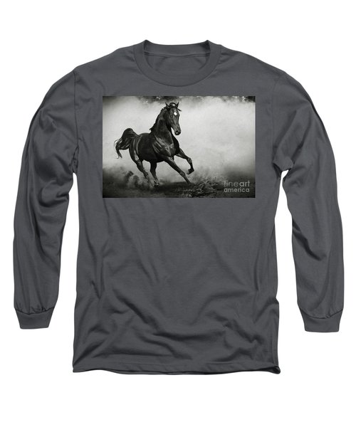 Arabian Horse Long Sleeve T-Shirt