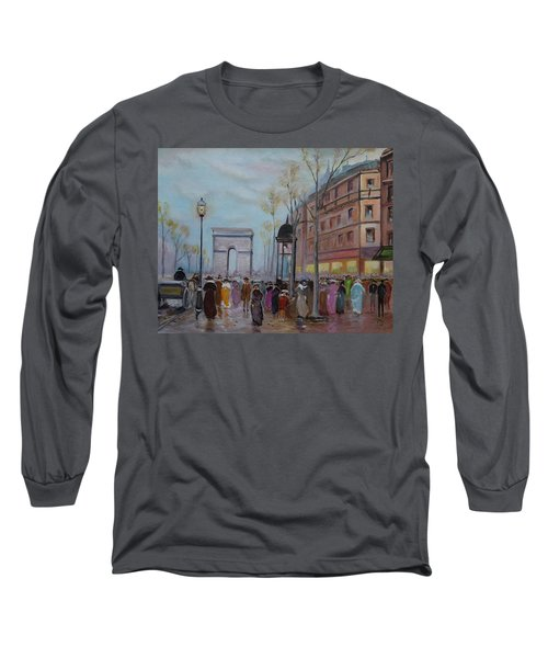 Arc De Triompfe - Lmj Long Sleeve T-Shirt